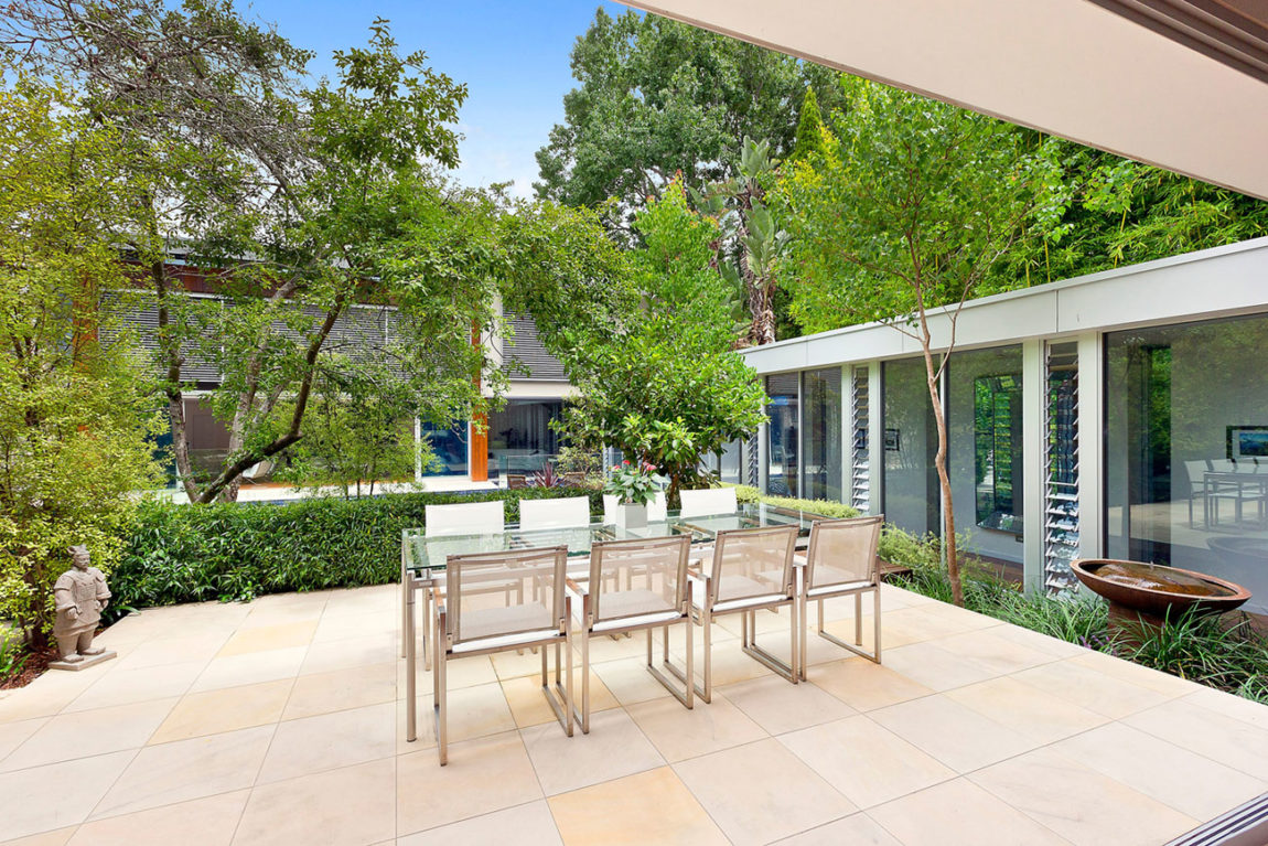 Wahroonga House by Darren Campbell Architect (3)