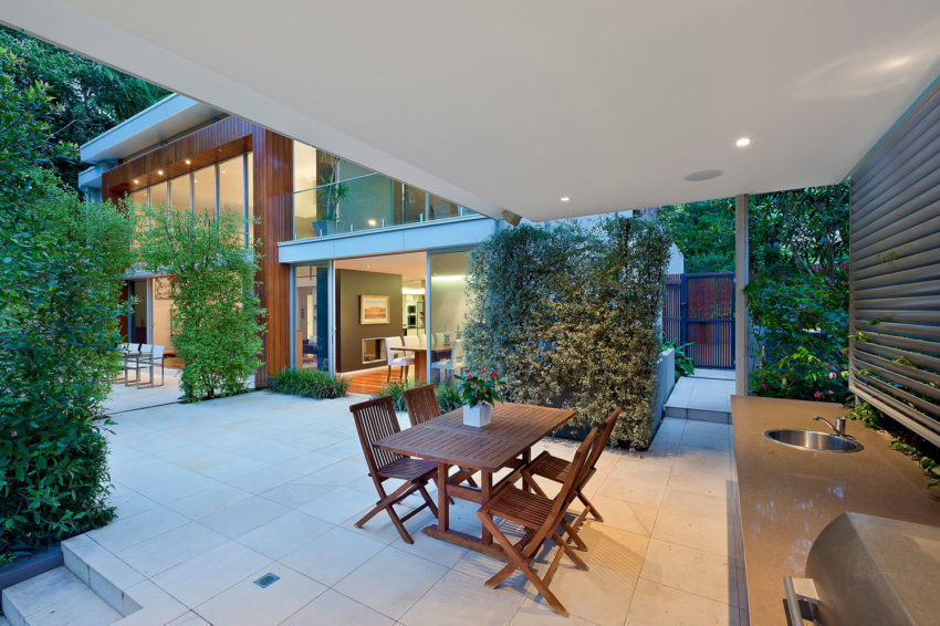 Wahroonga House by Darren Campbell Architect (4)