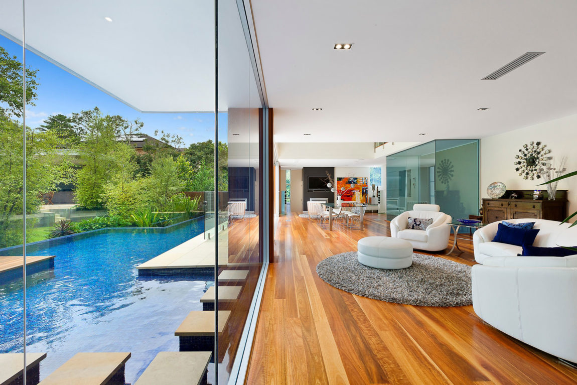 Wahroonga House by Darren Campbell Architect (6)