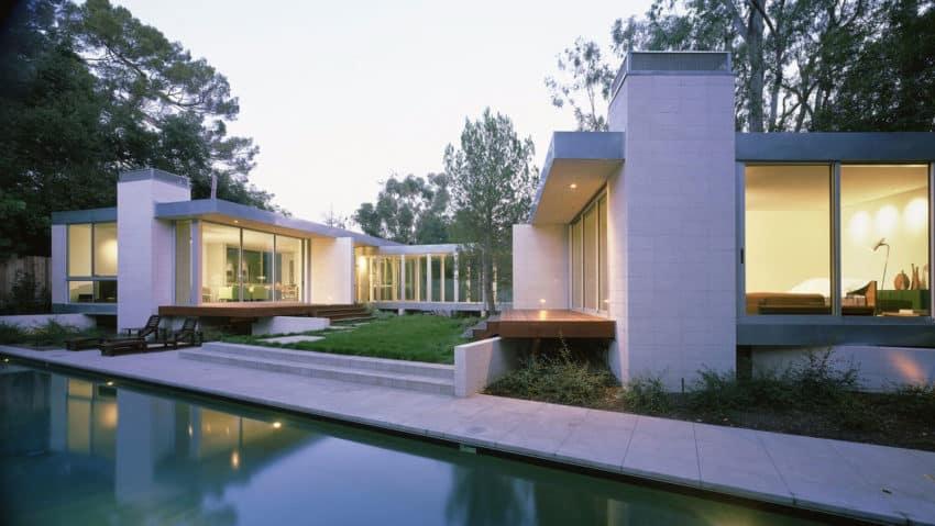 Ward Residence by Marmol Radziner (15)