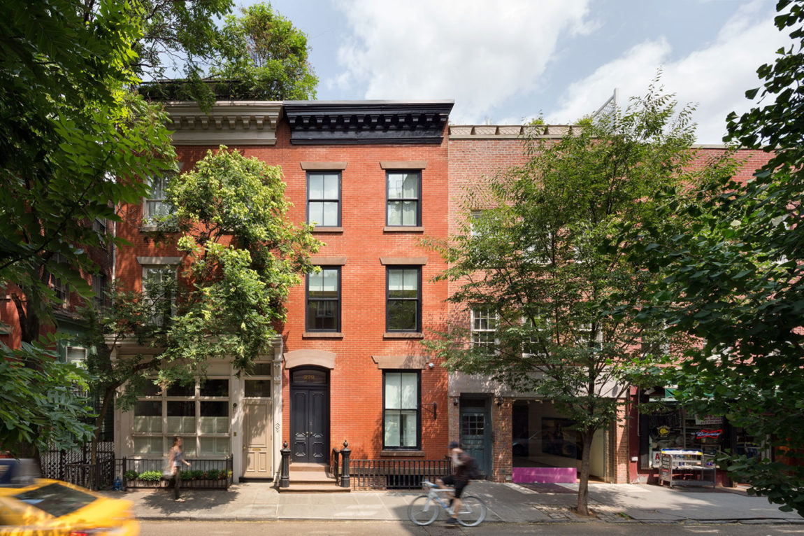 West Village Townhouse by LUBRANO CIAVARRA ARCHITECTS (1)