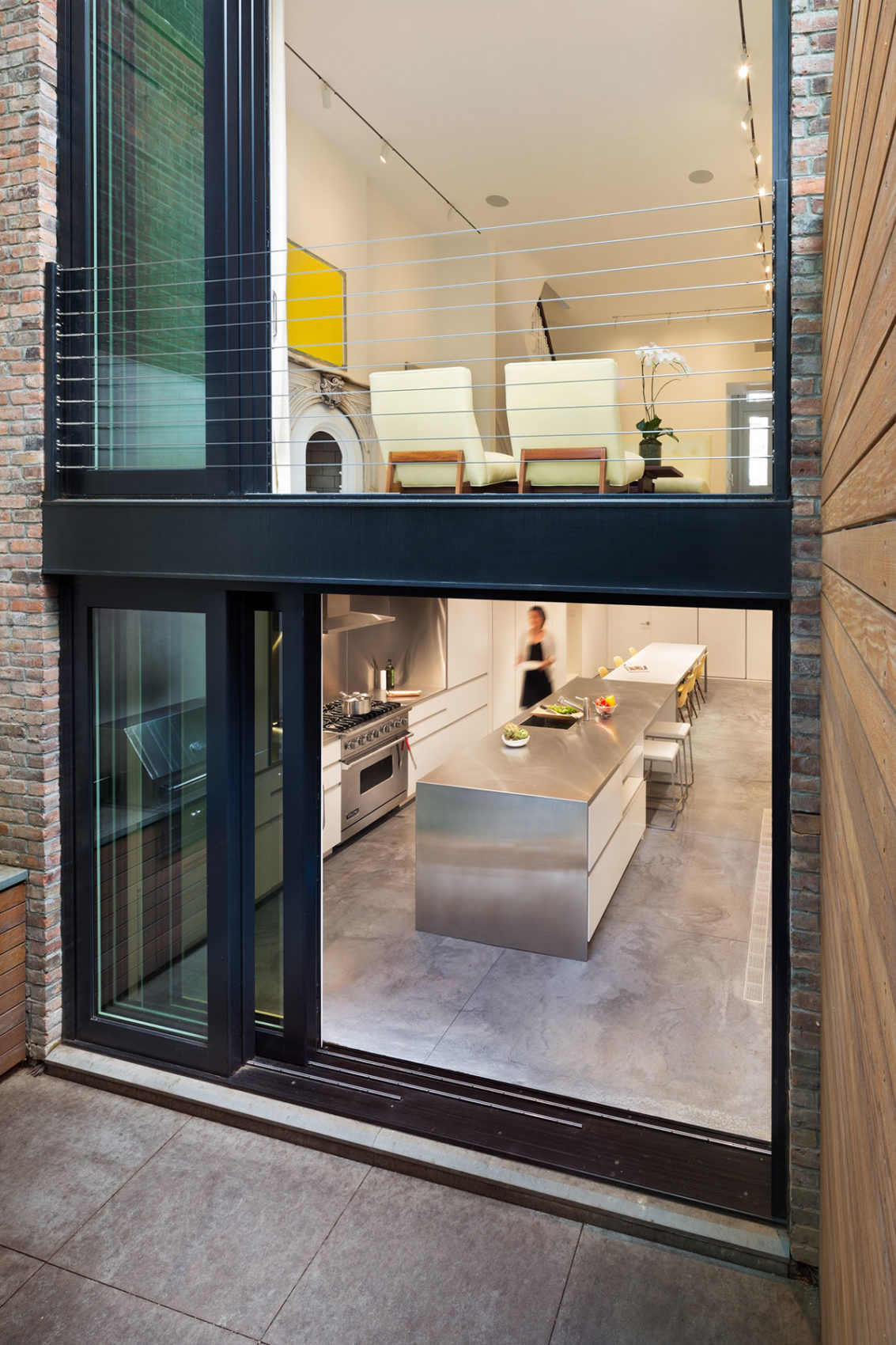 West Village Townhouse by LUBRANO CIAVARRA ARCHITECTS (4)