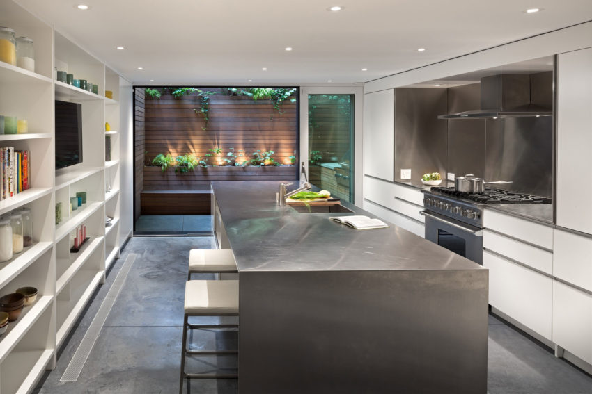 West village townhouse by lubrano ciavarra architects for West village townhouse for sale