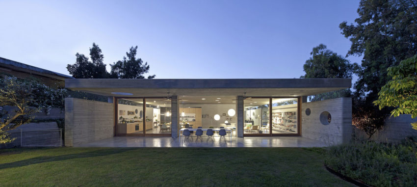 A House for an Architect by Pitsou Kedem Architects (27)