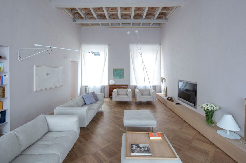 Apartment in Piacenza by Studio Blesi Subitoni (1)