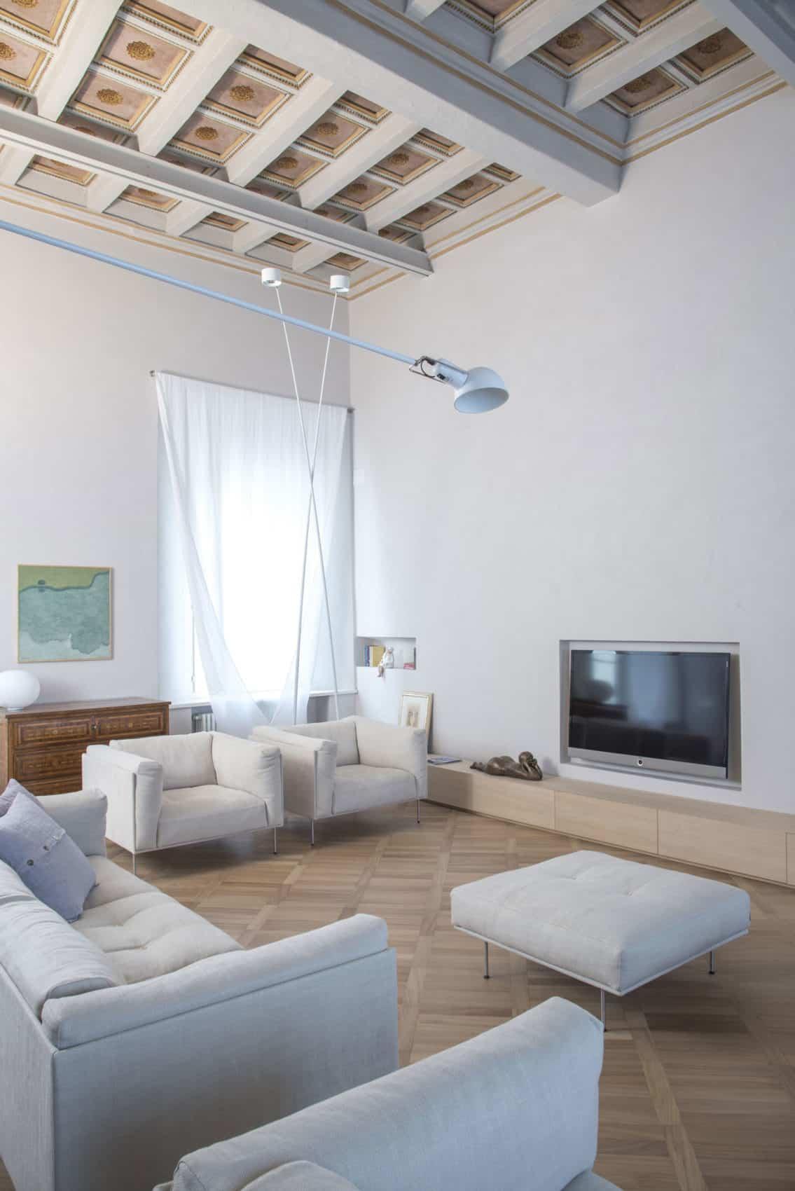 Apartment in Piacenza by Studio Blesi Subitoni (2)