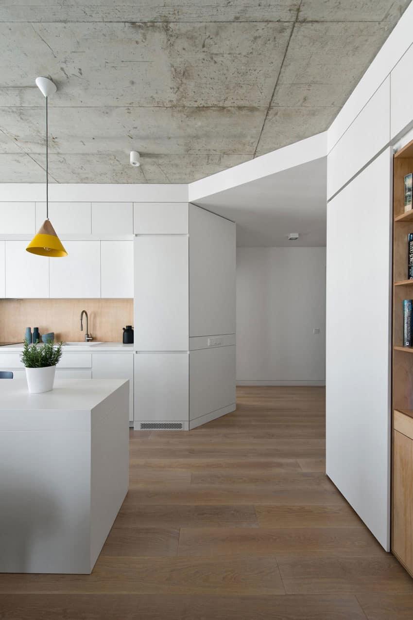 Apartment in Vilnius by Normundas Vilkas (3)