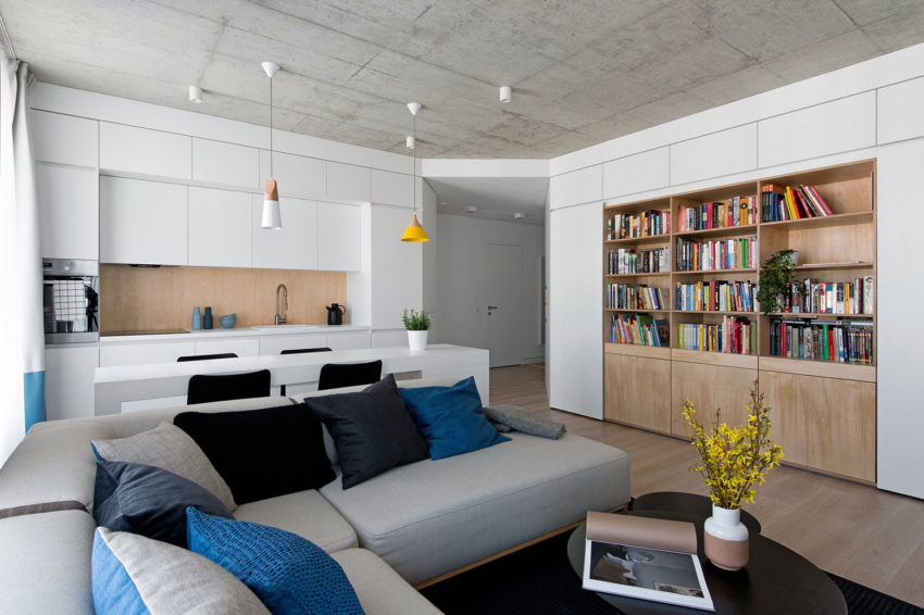 Apartment in Vilnius by Normundas Vilkas (4)