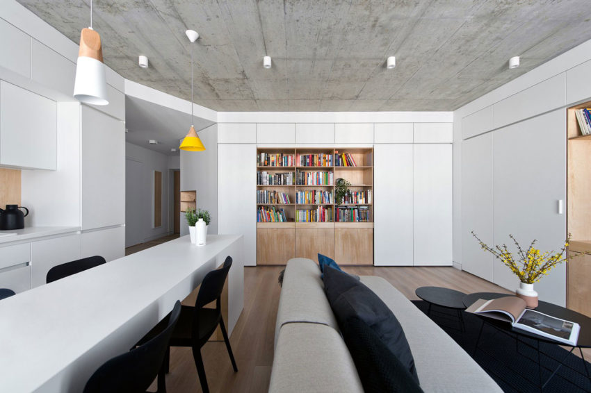 Apartment in Vilnius by Normundas Vilkas (5)
