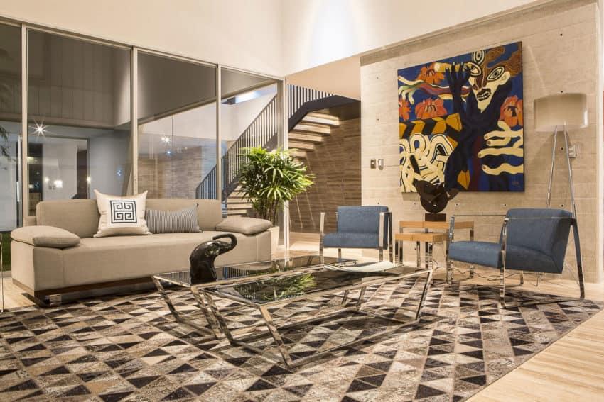 Casa Patios by Riofrio+Rodrigo Arquitectos (11)