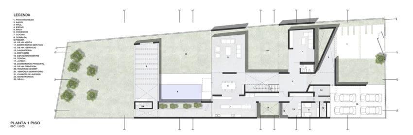 Casa Patios by Riofrio+Rodrigo Arquitectos (14)
