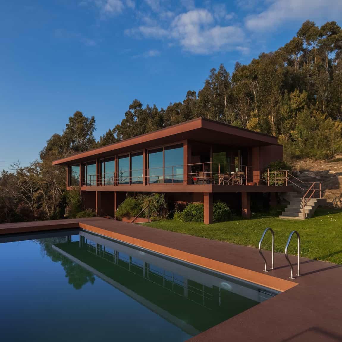 Casa de Seixas by Castro Calapez Arquitectos (3)