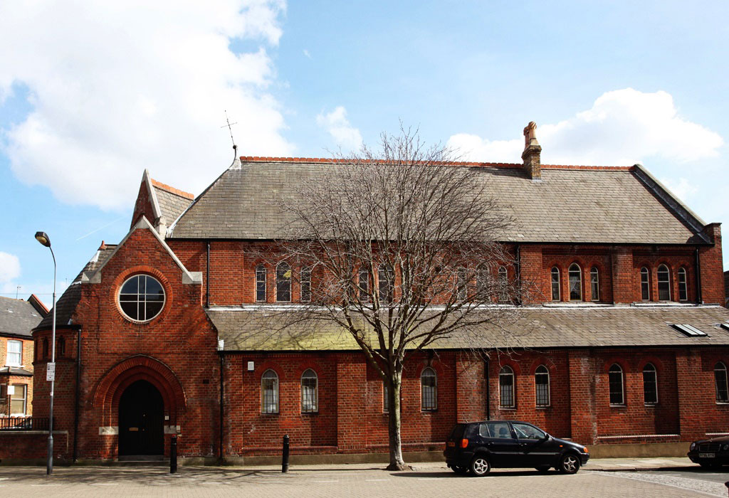 Church Conversion in London (1)