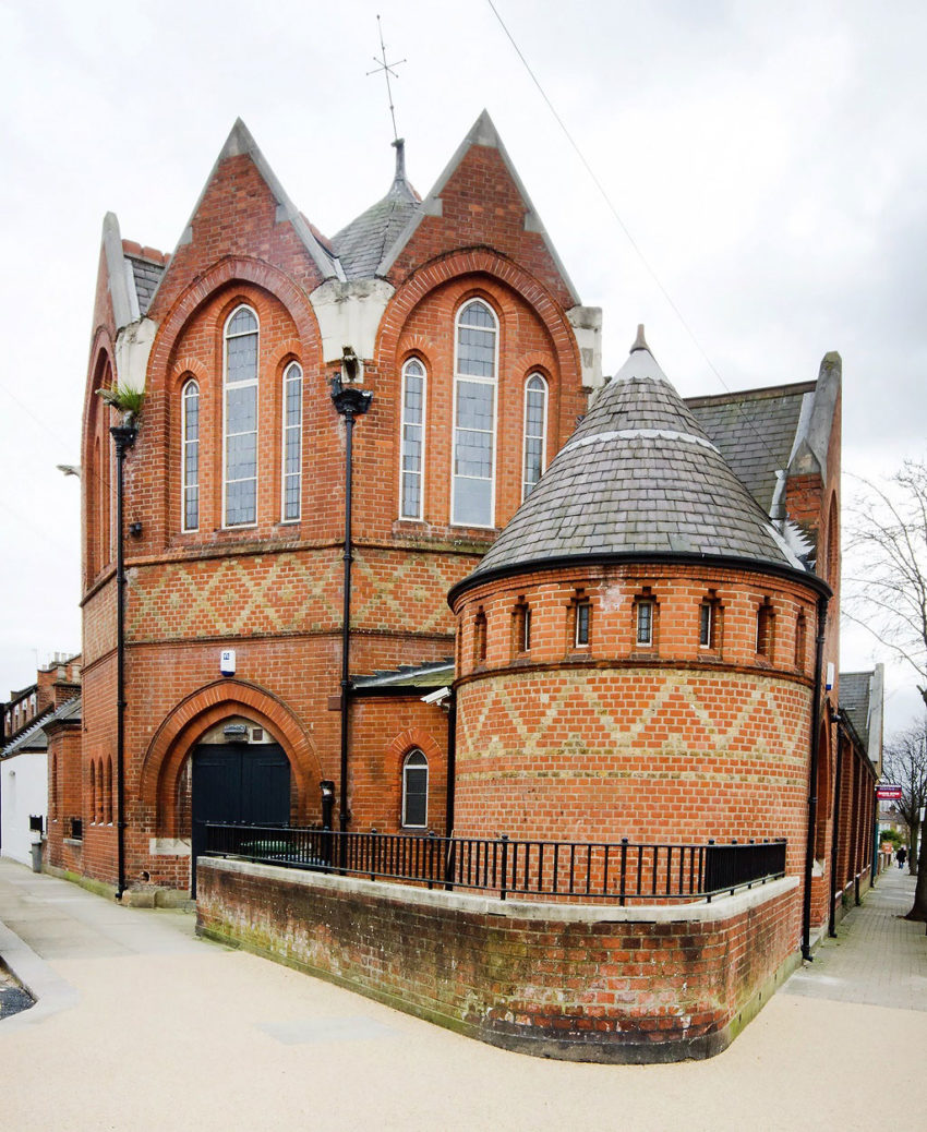 Church Conversion in London (2)