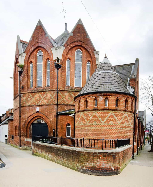 Church Conversion in London (2)