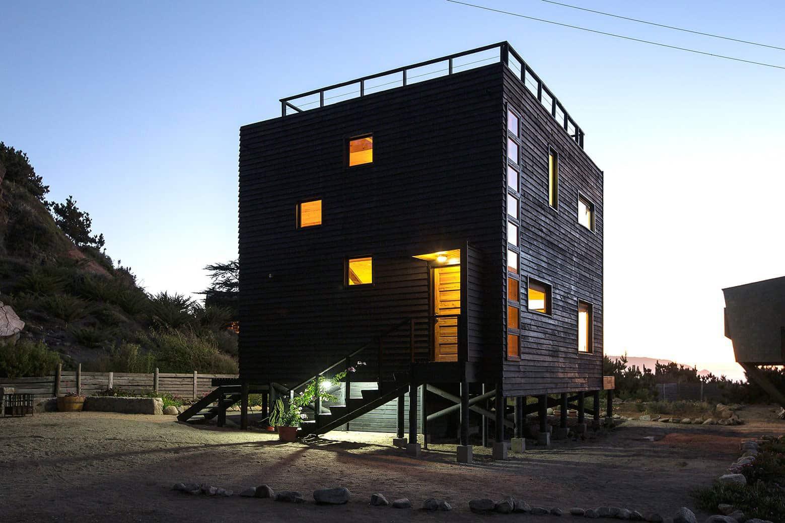 Cube House By Irene Escobar Doren