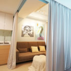 Curtain Apartment by HUE D (2)