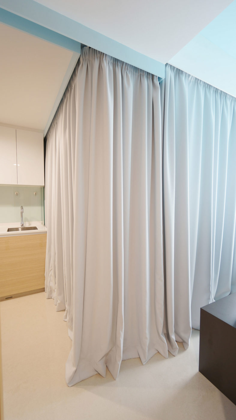 Curtain Apartment by HUE D (3)