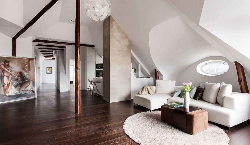 Elegant Apartment in Stockholm