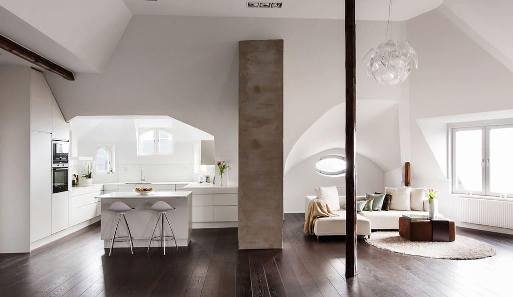 Elegant Apartment in Stockholm (9)