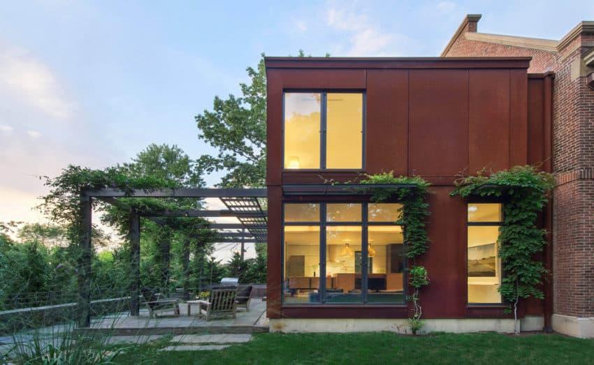 Fayerweather Street Residence by Stern McCafferty (12)