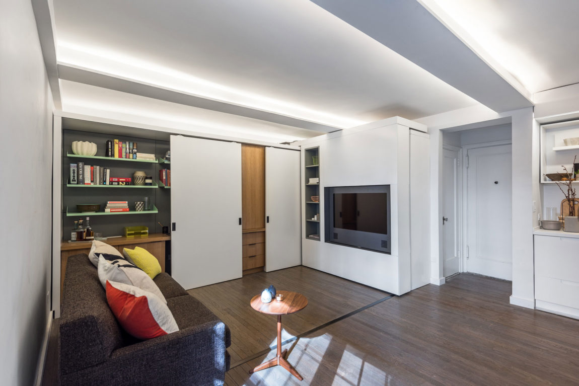 Five to One Apartment by MKCA (2)