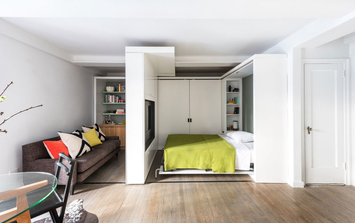 Five to One Apartment by MKCA (7)