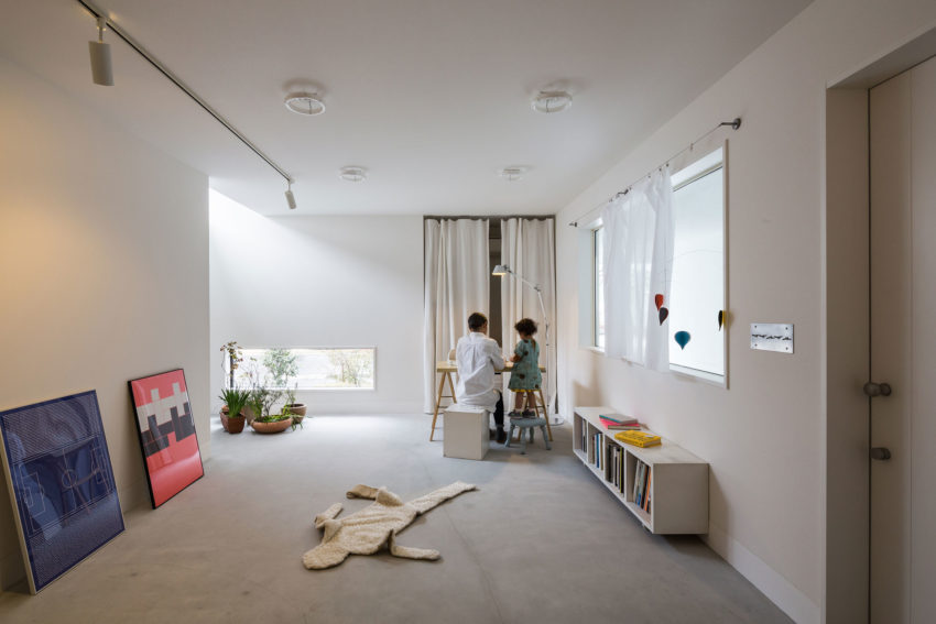 Framing House by FORM | Kouichi Kimura Architects (15)