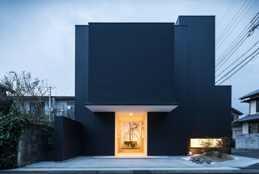 Framing House by FORM | Kouichi Kimura Architects (22)