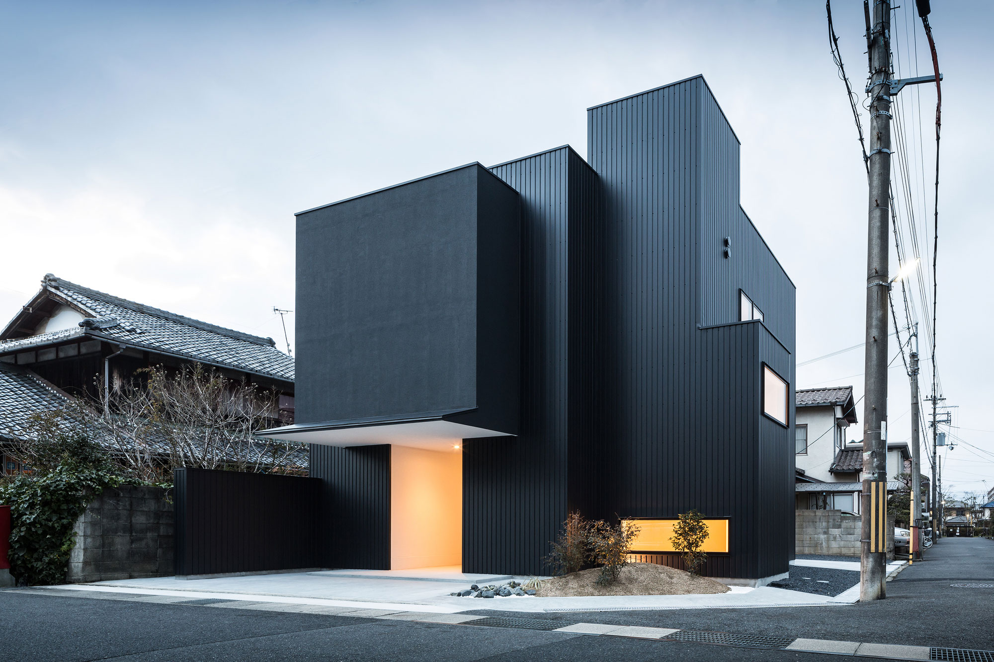 Framing House by FORM | Kouichi Kimura Architects