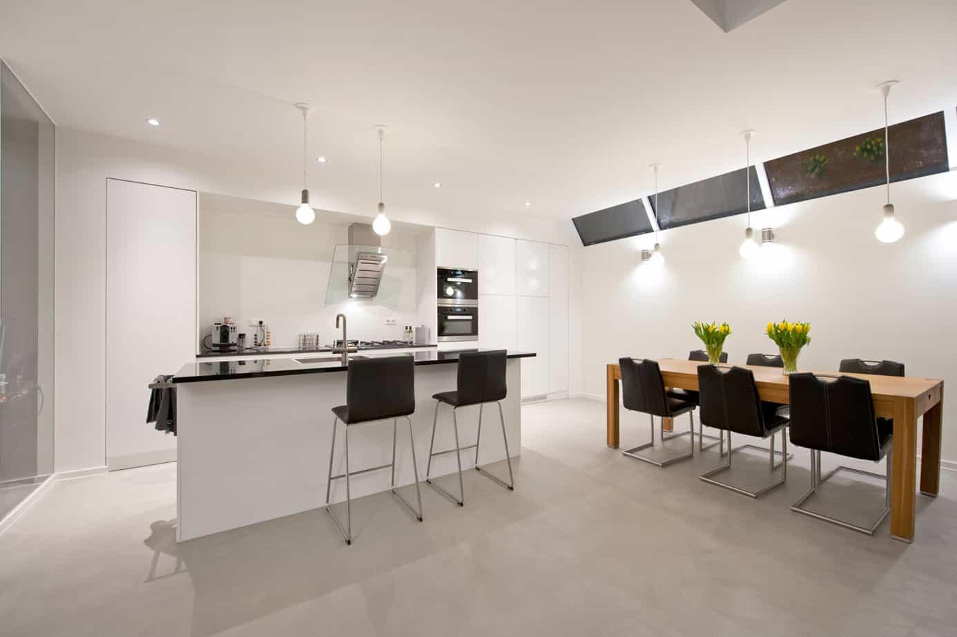 To Garage: From Garage To Loft By Studio NOA Architecten