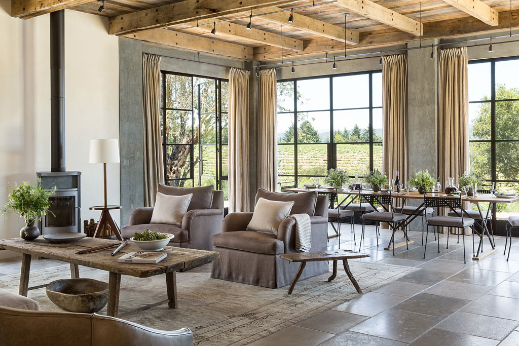 Healdsburg Ranch By JUTE