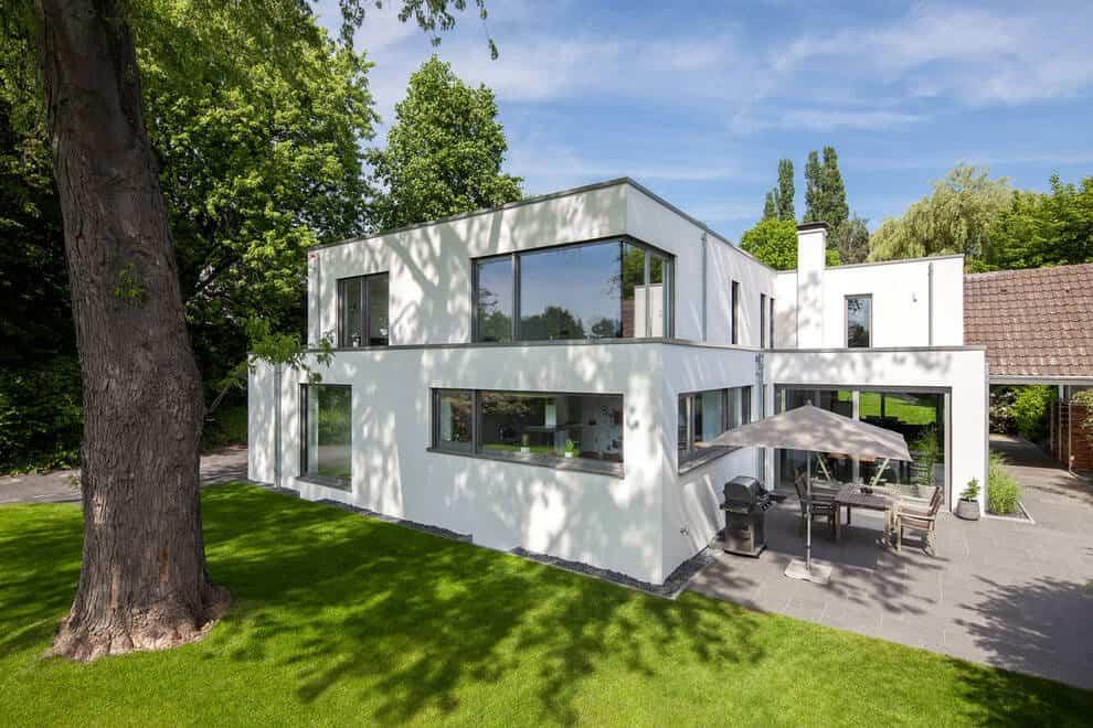 House in Meerbusch by Holle Architekten (2)