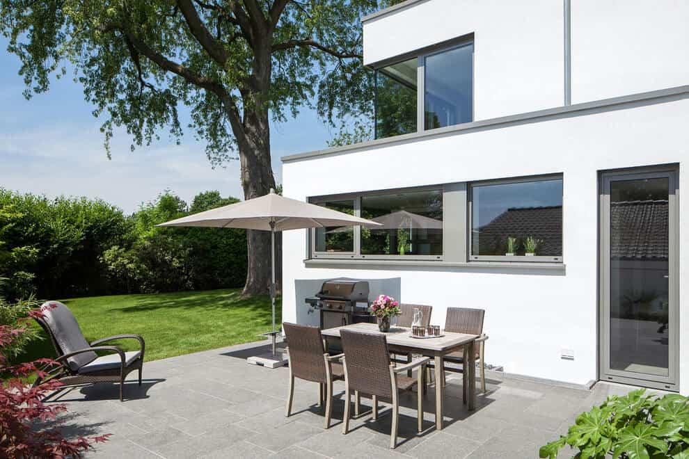 Architekt Meerbusch house in meerbuschholle architekten (3)