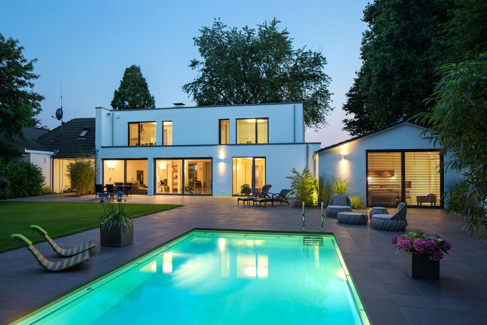 House in meerbusch by holle architekten - Von bock architekten ...