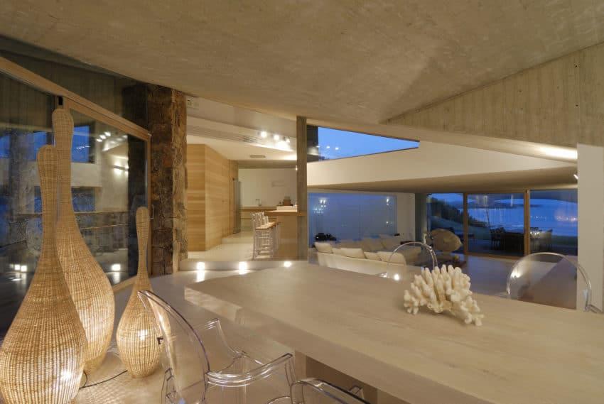 Дом холм на Изумрудном берегу   House in Sardinia 17 850x569