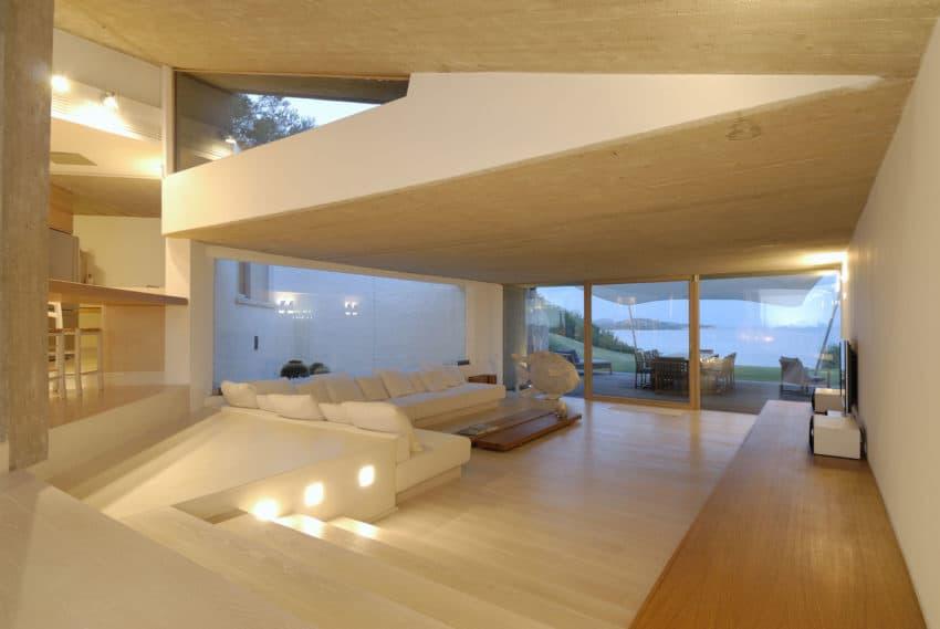 Дом холм на Изумрудном берегу   House in Sardinia 19 850x569