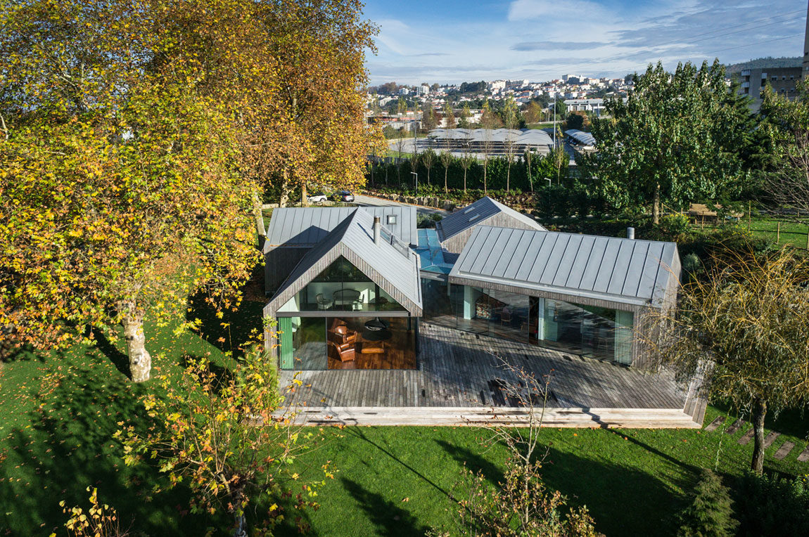House of Four Houses by PROD Architecture & Design (4)