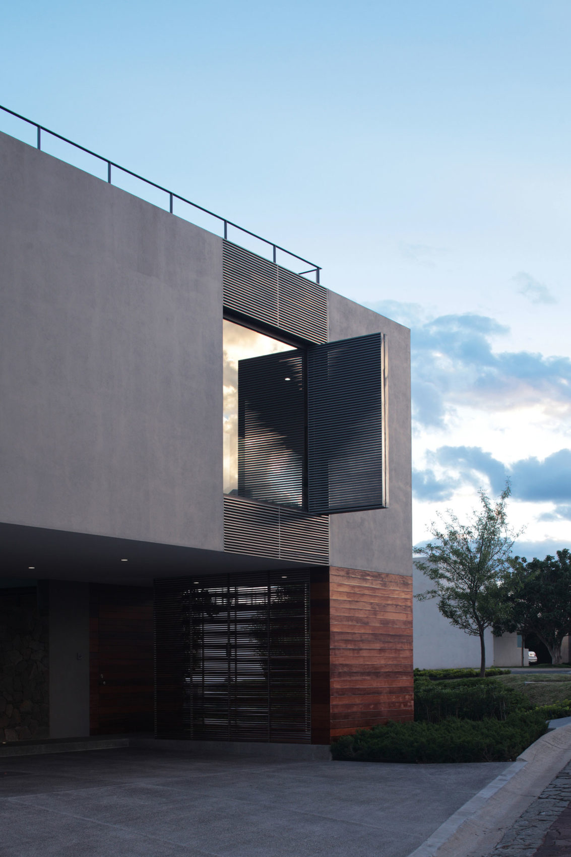 IC House by Alexanderson Arquitectos (4)