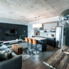 Industrial Condo Loft by LUX Design (2)