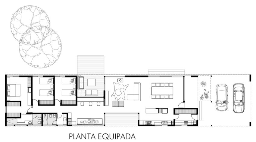 Linear House by Roberto Benito (15)
