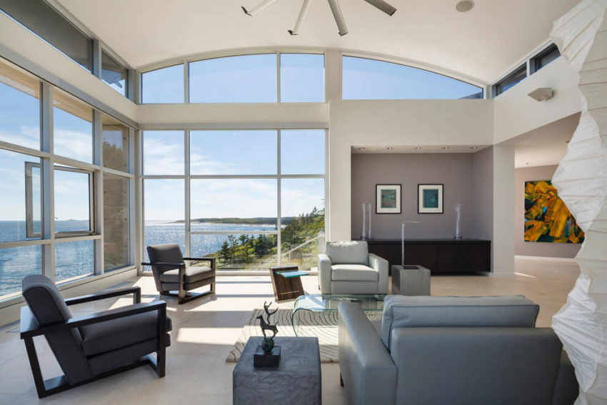 Nova Scotia Home by Alexander Gorlin Architects (9)