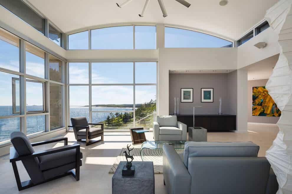 Nova Scotia Home by Alexander Gorlin Architects (9)