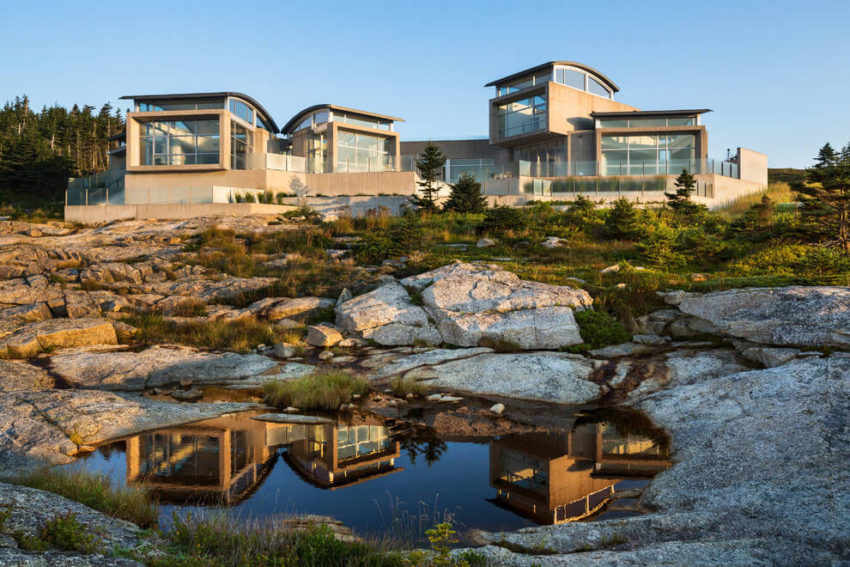 Nova Scotia Home by Alexander Gorlin Architects (13)