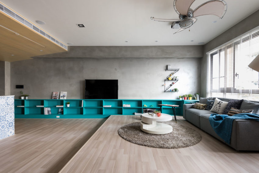 Outer Space for Kids by Hao Interior Design (2)