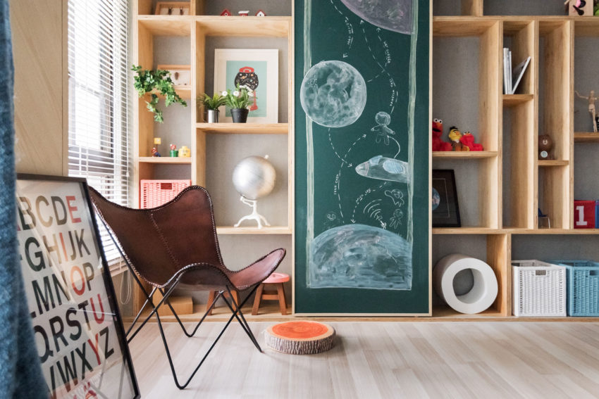 Outer Space for Kids by Hao Interior Design (10)