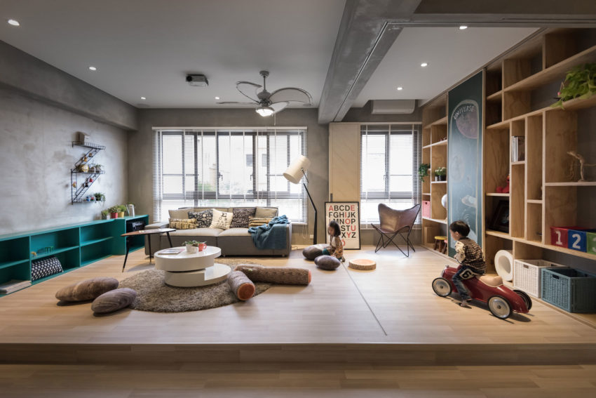 Outer Space for Kids by Hao Interior Design (12)