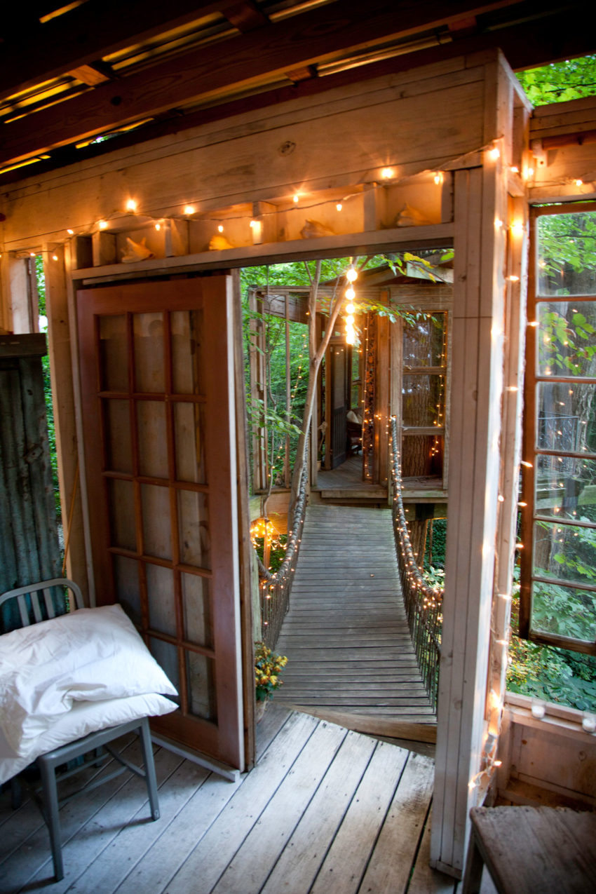 Secluded Intown Treehouse (4)