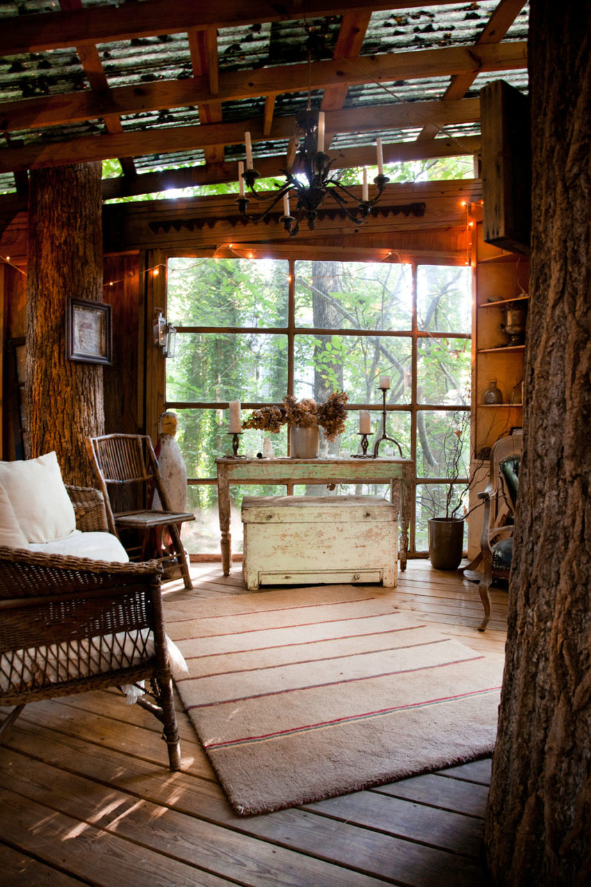Secluded Intown Treehouse (5)