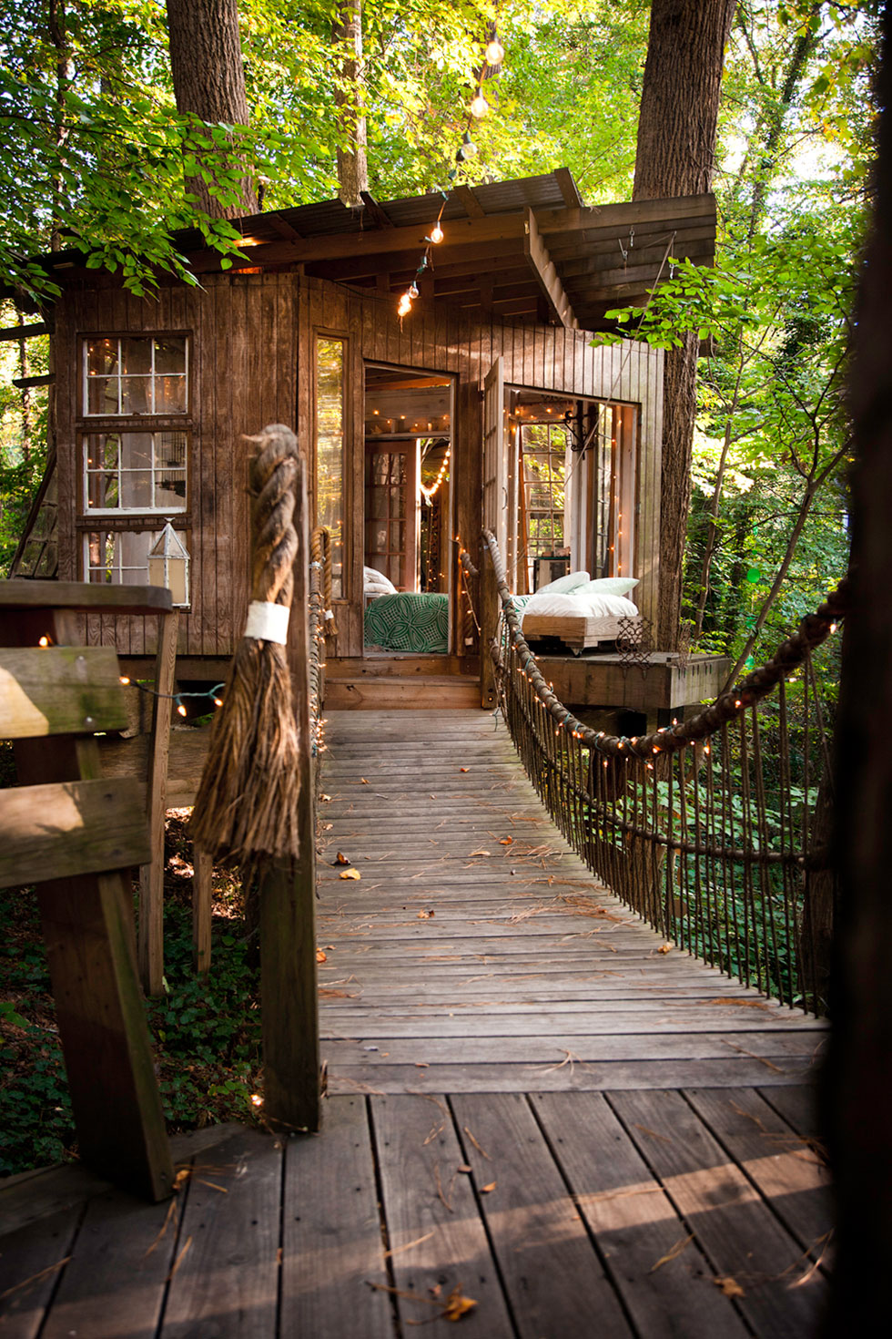 Secluded Intown Treehouse (8)